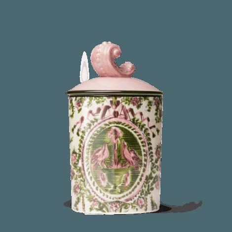 Fumus饰浮雕贝壳造型中号蜡烛
