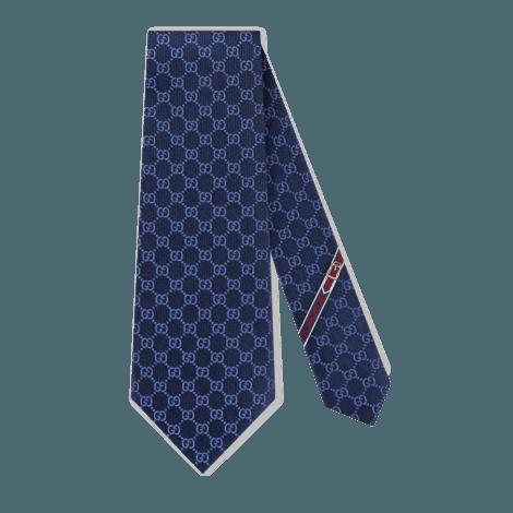 GG 图案领带