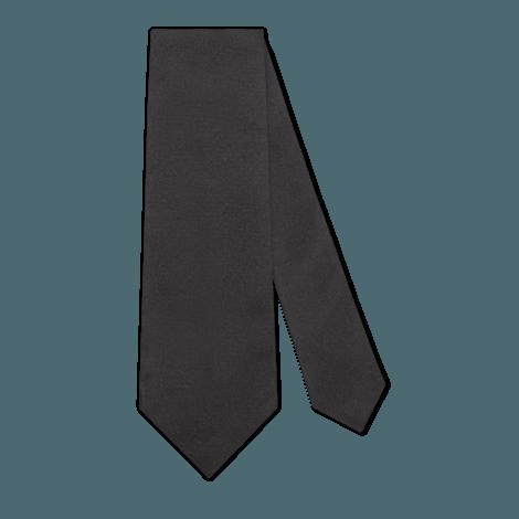 蜜蜂刺绣真丝领带