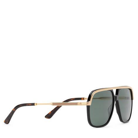 方形框太阳眼镜