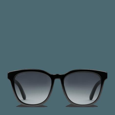 饰星星贴合设计圆形镜框太阳眼镜