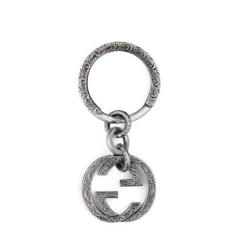 Interlocking G钥匙扣