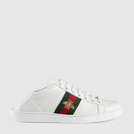 Ace系列女士皮革运动鞋