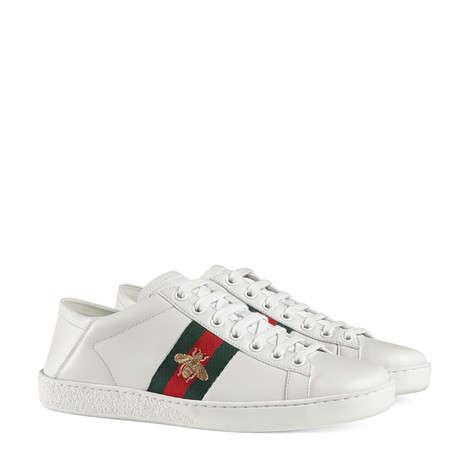Ace系列皮革运动鞋