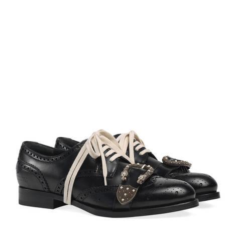 Queercore布洛克鞋