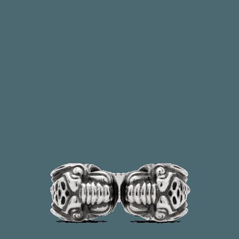 虎头造型戒指