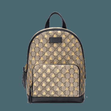蜜蜂图案背包