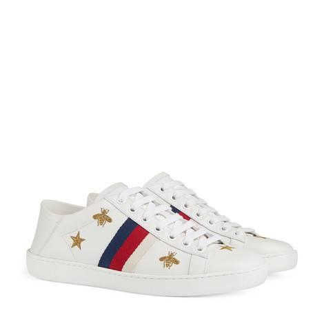 Ace系列饰蜜蜂和星星运动鞋