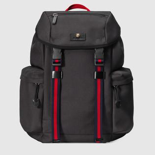 高科技帆布 Techpack 双肩背包