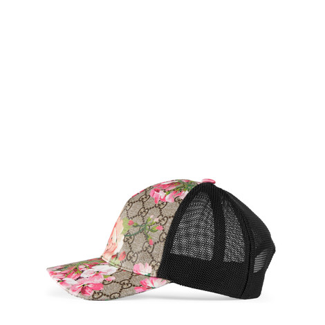 GG Blooms印花棒球帽