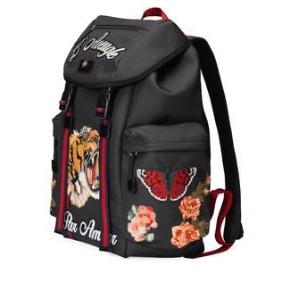 刺绣 Techpack 双肩背包