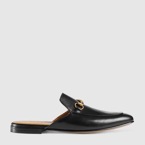 Princetown系列马衔扣拖鞋