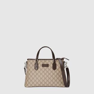 GG Supreme高级购物袋
