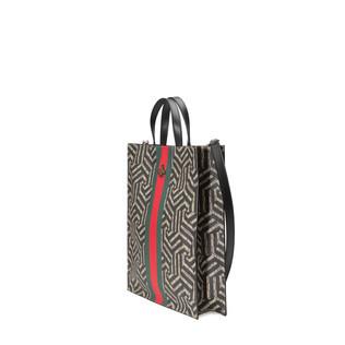 柔软GG Caleido织带购物袋