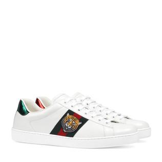 Ace刺绣低帮运动鞋