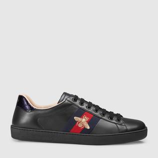 Ace刺绣运动鞋