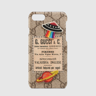 Gucci Courrier iPhone 7保护套