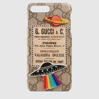 Gucci Courrier iPhone 7 Plus保护套