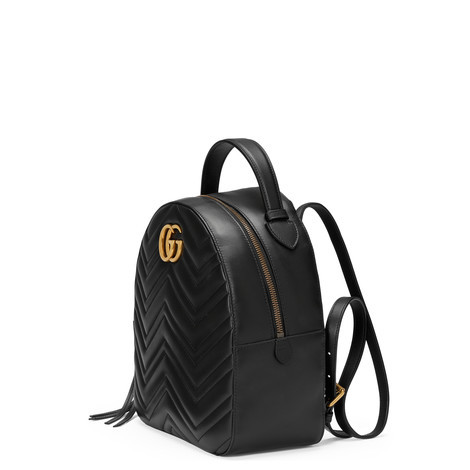 GG Marmont系列绗缝皮革背包