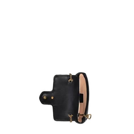 GG Marmont系列绗缝皮革超迷你手袋