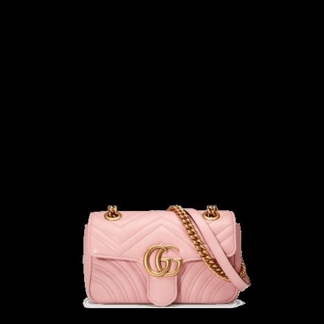GG Marmont系列绗缝迷你手袋