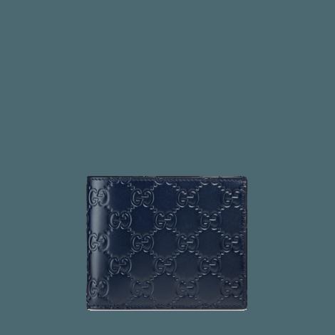 Gucci Signature皮革钱包