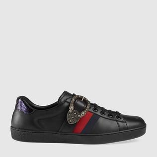 Dionysus搭扣Ace运动鞋