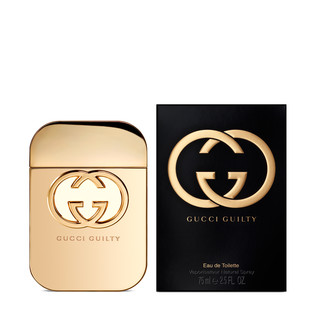 Gucci Guilty 女士喷式淡香水 75毫升