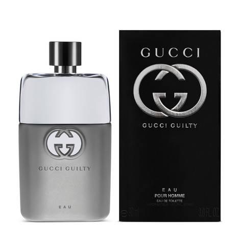 Gucci Guilty罪爱悦源90毫升男士淡香水