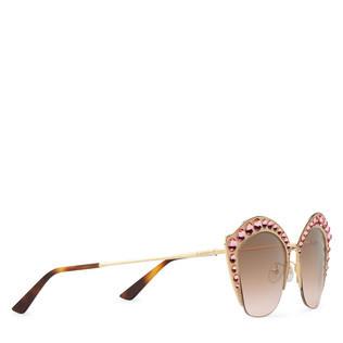 猫眼水晶太阳眼镜