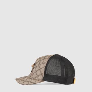 GG Supreme高级人造革棒球帽