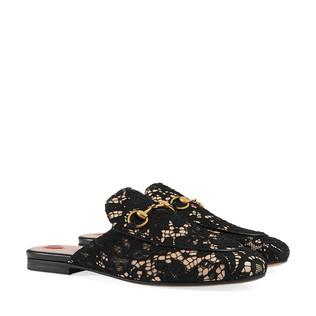 Princetown蕾丝拖鞋