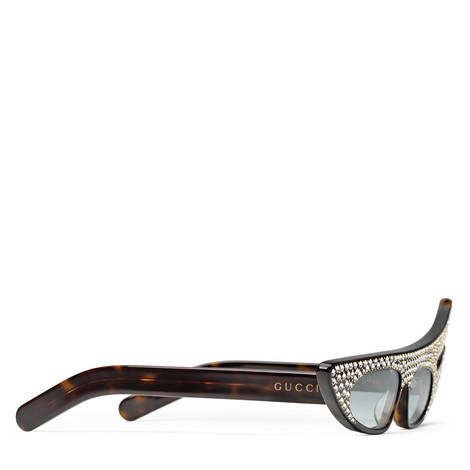长方形框太阳眼镜