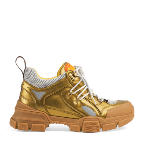 Flashtrek系列皮革运动鞋