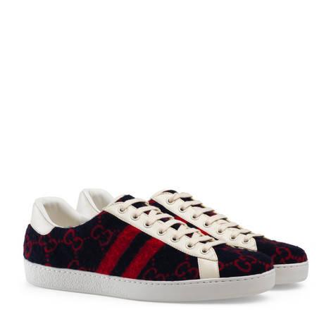 Ace系列GG羊毛运动鞋