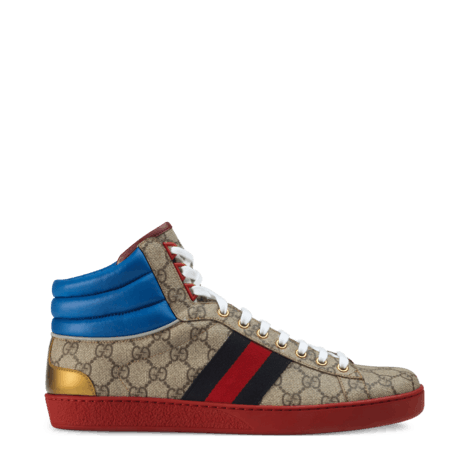 Ace系列GG高帮运动鞋