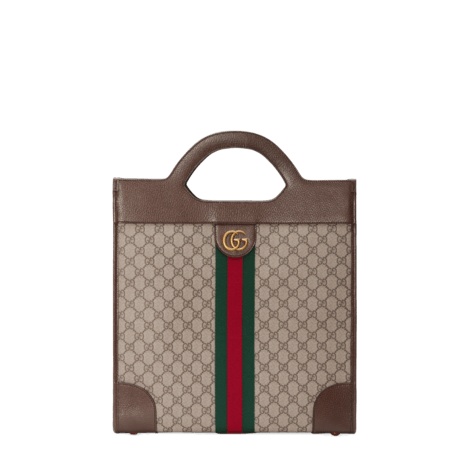 Ophidia系列中号GG手提购物袋