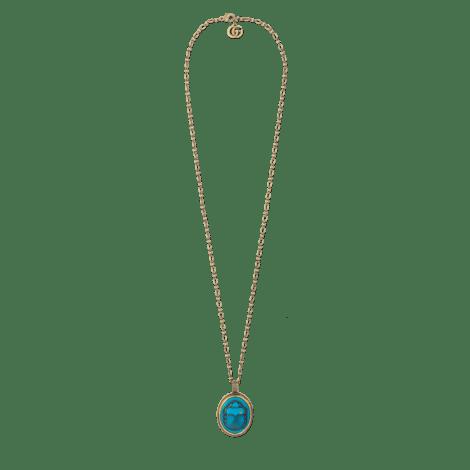 饰浮雕项链
