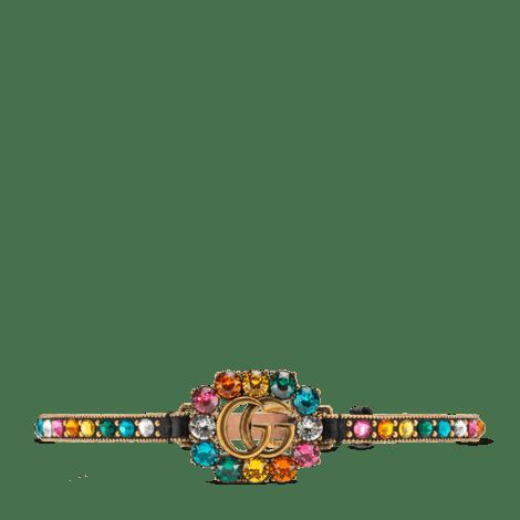 双G皮革颈圈