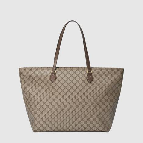 Ophidia系列中号GG购物袋