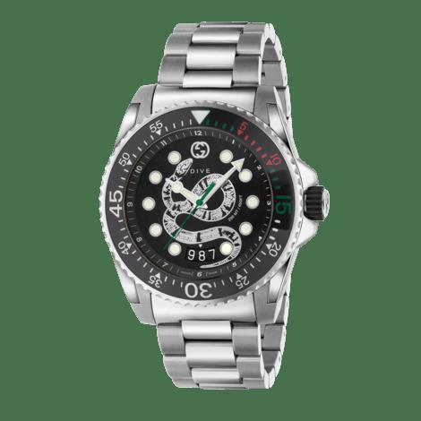 Gucci Dive腕表,45毫米