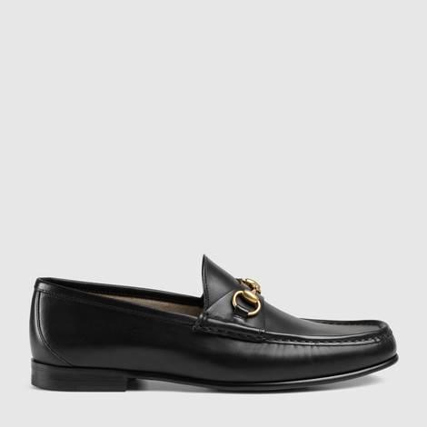 1953马衔扣皮革乐福鞋