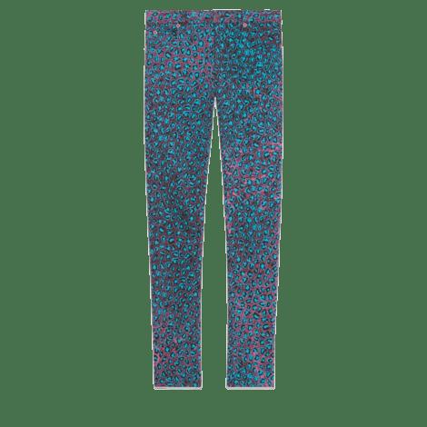 超紧身牛仔裤