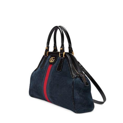 RE(BELLE)中号手提购物袋