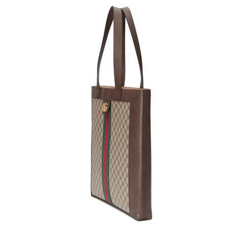 Ophidia系列柔软高级人造帆布大号购物袋