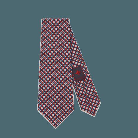 立体G真丝领带