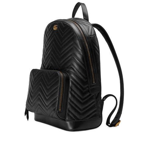 GG Marmont系列绗缝背包