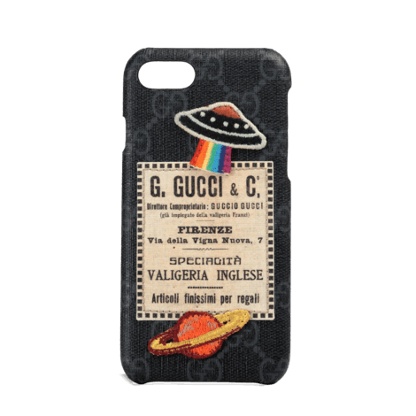 Gucci Courrier系列iPhone 8手机壳