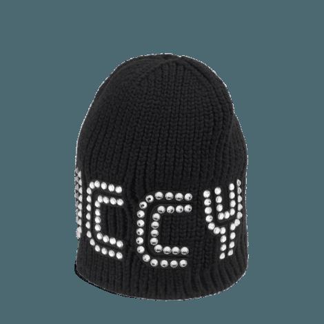 水晶Guccy羊毛帽