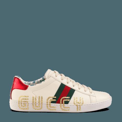 Ace系列Guccy印花运动鞋